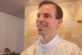 Fr. Matthew Hodgson's Mass of Thanksgiving
